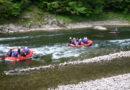 """Rafting """"Przełomem Dunajca"""""""