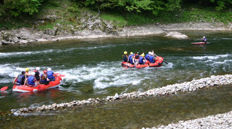 20% zniżki: Spływy pontonowe – Rafting Przełomem Dunajca
