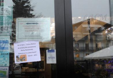"""""""Zakochani w Jaworkach"""" zyskali ponad 1000 zł upustu: Val di Sole – Dolina Słońca ze zniżką 40% dla posiadaczy Karty Rabatowej"""